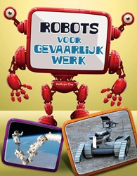 Robots, gevaarlijk werk Clay, Kathryn