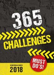 365 Challenges Scheurkalender 2018