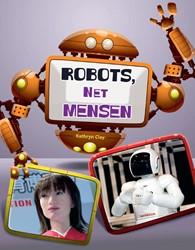 Robots, net mensen Clay, Kathryn