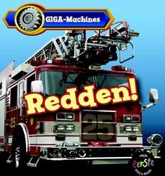 Redden! - GIGA Machines -giga machines Veitch, Catherine