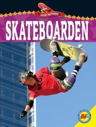Skateboarden -sport en passie Craats, Rennay