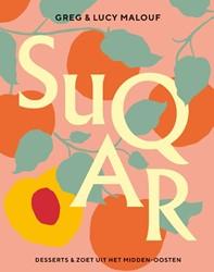 Suqar -Desserts & zoet uit het Mi -Oosten Malouf, Greg