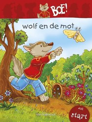 Wolf en de mot -Boekids Dubelaar, Thea