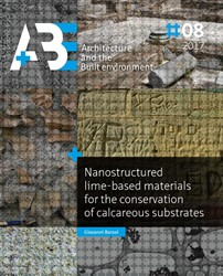 Nanostructured lime-based materials for Borsoi, Giovanni