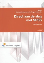 Direct aan de slag met SPSS Stumpel, H.A.M.