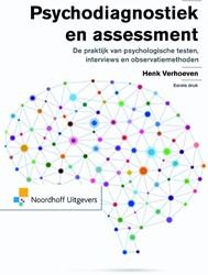 Psychodiagnostiek en assessment Verhoeven, Henk