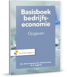 Basisboek Bedrijfseconomie Koetzier, Wim