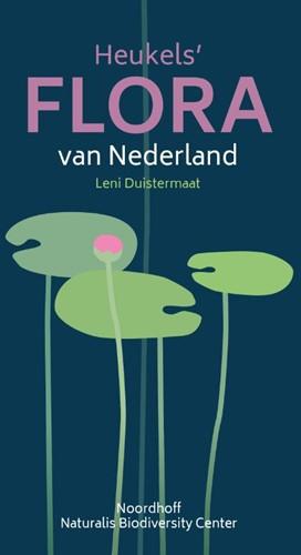 Heukels' Flora van Nederland Duistermaat, Leni