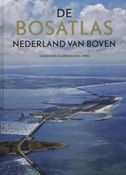 De Bosatlas Nederland van boven -Nederland van boven