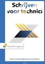 Schrijven voor technici Bouwdijk Bastiaanse - van Berc, Martine