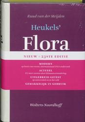 Heukels'Flora van Nederland Meijden, R. van der