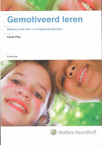 Gemotiveerd leren -werken met leer-en begeleiding sstijlen Plas, C.