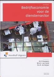 Bedrijfseconomie voor de dienstensector Brouwers, M.P.