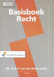 Basisboek Recht Roest van der (red.), Mr.O.A.P.