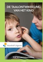 De taalontwikkeling van het kind Schaerlaekens, A.M.