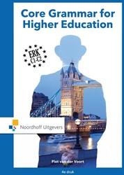 Core grammar for higher education Voort, Piet van der