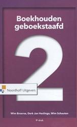 Boekhouden geboekstaafd Broerse, Wim