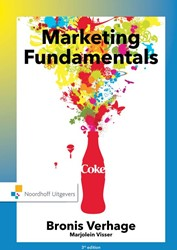 Marketing fundamentals, an international Verhage, Bronis