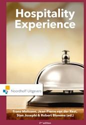 Hospitality Experience Melissen, Frans