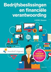 Bedrijfsbeslissingen en financiele veran Heezen, A.W.W.