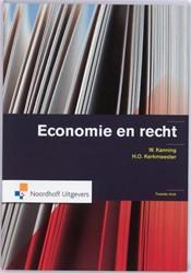 Economie en recht KANNING, W.