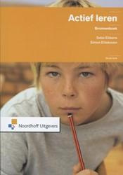 Actief leren: bronnenboek Ebbens, Sebo