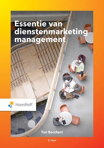 Essentie van dienstenmarketingmanagement Borchert, Ton