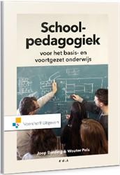 Schoolpedagogiek -Voor het basis- en voortgezet onderwijs Berding, Joop