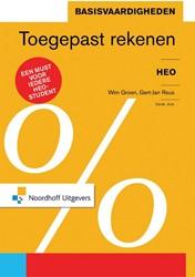 Basisvaardigheden Toegepaste Rekenen Groen, Wim