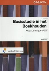 Basisstudie in het boekhouden Opgavenboe Kuppen, P.A.A.M.