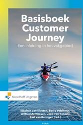 Basisboek Customer Journey -Een inleiding in het vakgebied Slooten, Stephan van