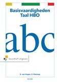 Basisvaardigheden Taal HBO Hogen, Ron van