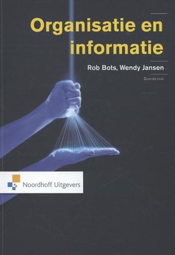 Organisatie en informatie Bots, R.T.M