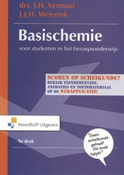 Basischemie voor studenten in het beroep Vermaat, Drs.J.H.