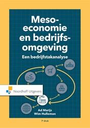 Meso economie en bedrijfsomgeving -Een bedrijfstakanalyse Marijs, A.