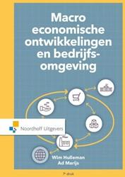 Macro economische ontwikkelingen en bedr Marijs, A.J.