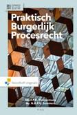 Praktisch Burgerlijk Procesrecht Timmermans, J.P.H.