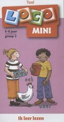IK LEER LEZEN (MINI) -NOORDHOFF UITGEVERIJ Ven, Helga van de
