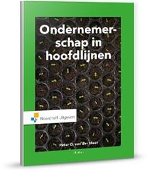 Ondernemerschap in hoofdlijnen Meer, Peter van der
