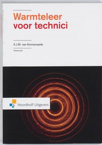 Warmteleer voor technici Kimmenaede, A.J.M. van