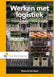 Werken met Logistiek Visser, Hessel