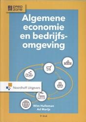 Algemene economie en bedrijfsomgeving Hulleman, W.
