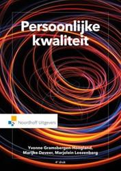Persoonlijke kwaliteit -inzicht, oefening en ontwikkel ing Gramsbergen-Hoogland, Drs. Y.H.