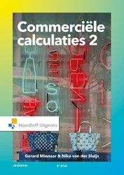 Commerciele calculaties 2 Minnaar, Gerard