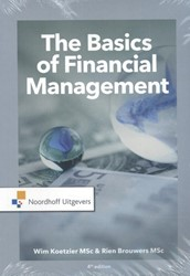 The Basics of financial management Brouwers, M.P.