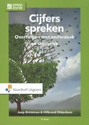 Cijfers Spreken -overtuigen met onderzoek en st atistiek Brinkman, Joep