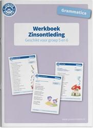 Zinsontleding Werkboek Grammatica voor g -Werkboek zinsontleding geschik t voor groep 5 en 6