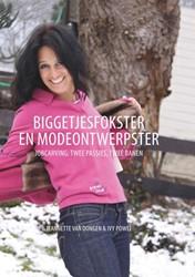 Biggetjesfokster en modeontwerpster -Jobcarving: twee passies, twee banen Dongen, Jeannette van