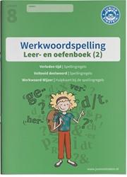 Werkwoordspelling -de verleden tijd en voltooid d eelwoord, inclusief werkwoord Hoek, J.