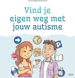 Vind je eigen weg met jouw autisme Agterberg-Rouwhorst, Suzanne